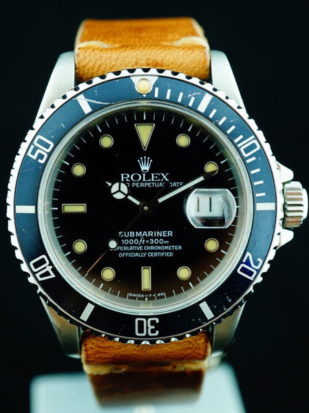 1991 Rolex Submariner Date  (Ref. 16610) (MARK I Dial)