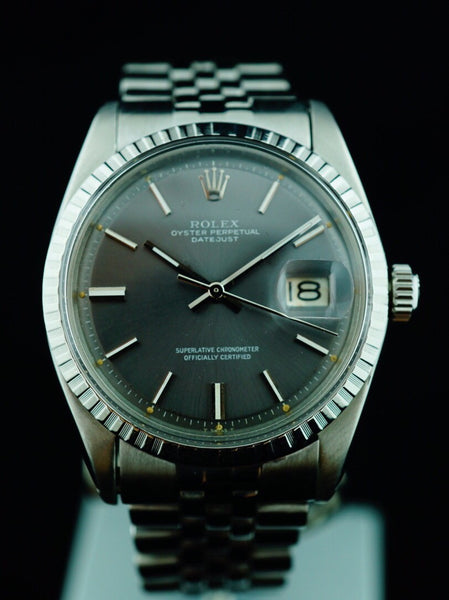 1967 Rolex Datejust Ref. 1603 Grey Dial