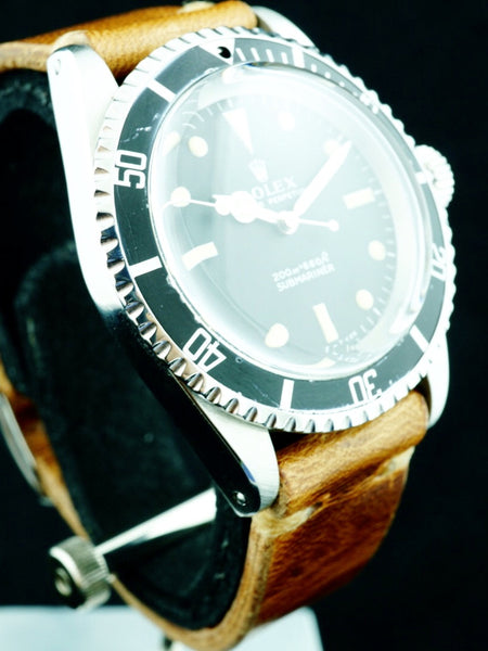 1967 Rolex Submariner Ref. 5513 Meters First