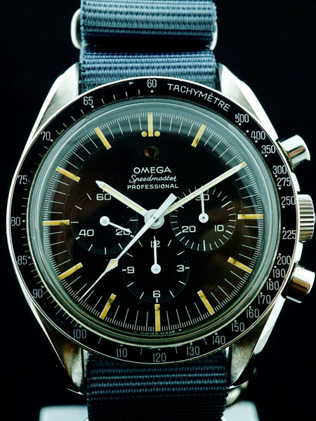 1968 Omega Speedmaster 145.022 CALIBRE 861 Pre-Moon Rare Transitional Model