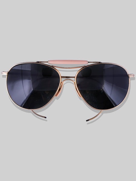 1940's American Optical Aviator Sunglasses