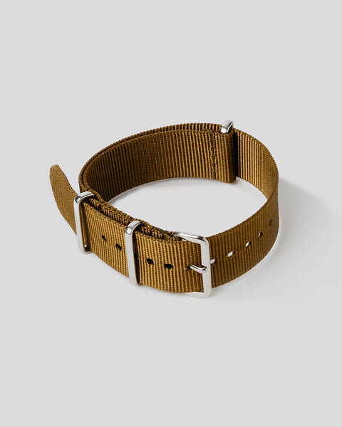 Coyote Brown Nato Strap