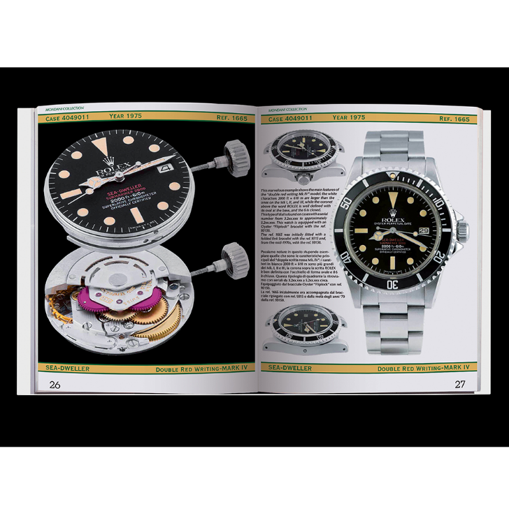 Rolex Submariner Sea-Dweller DeepSea - Mondani