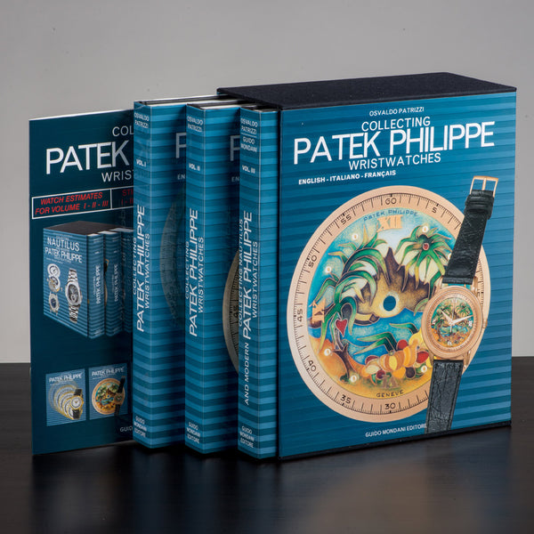 Nautilus and Patek Philippe (3 books) - Mondani
