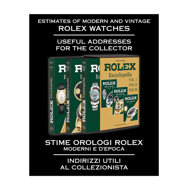 Rolex Encyclopedia - Mondani