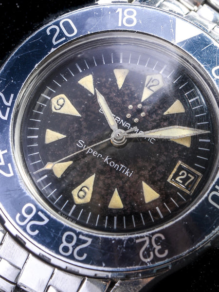 "1961 Eterna-Matic Super KonTiki (Ref. 130PTX) ""Tropical"""