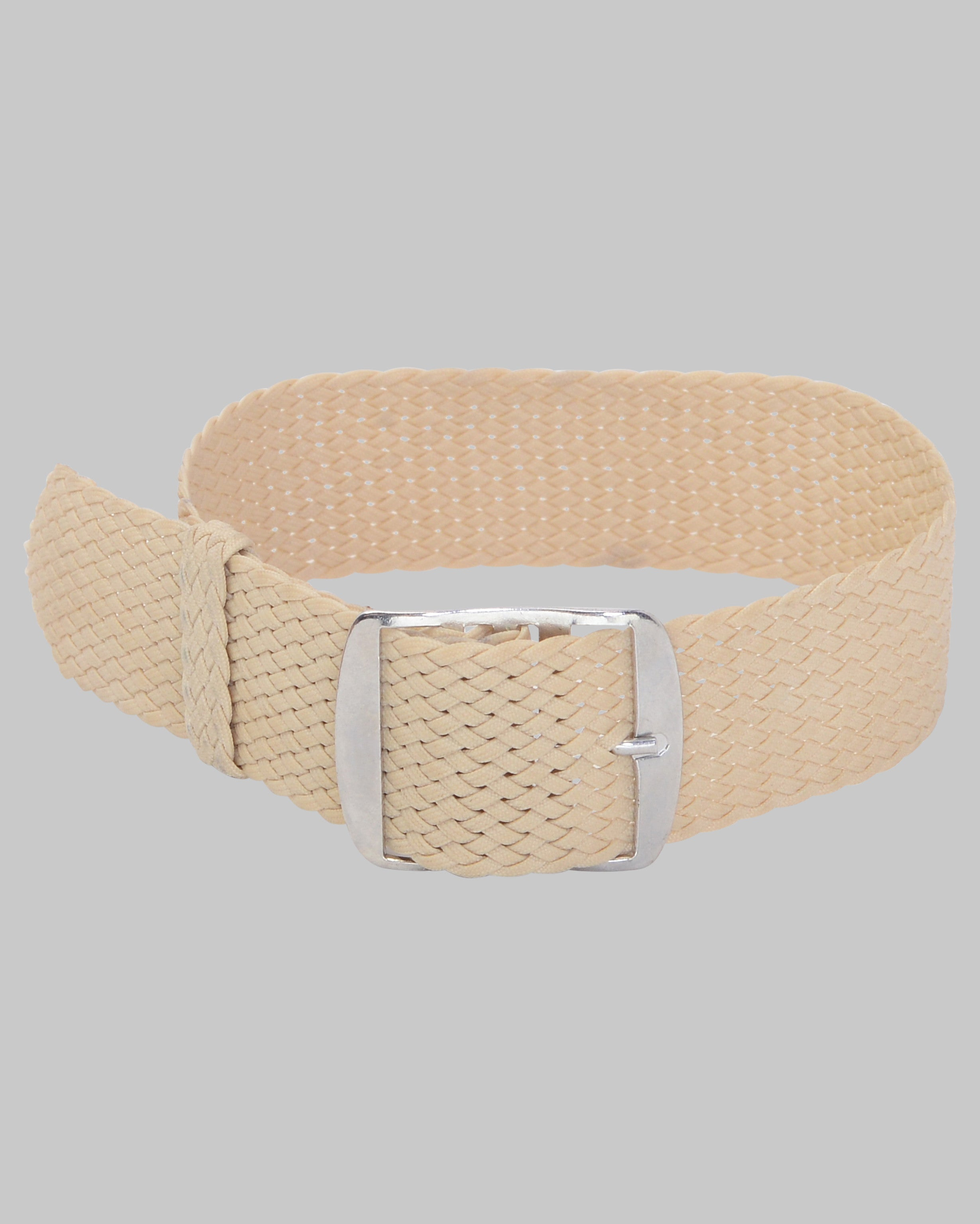 Perlon Single Pass Watch Strap (Tan)