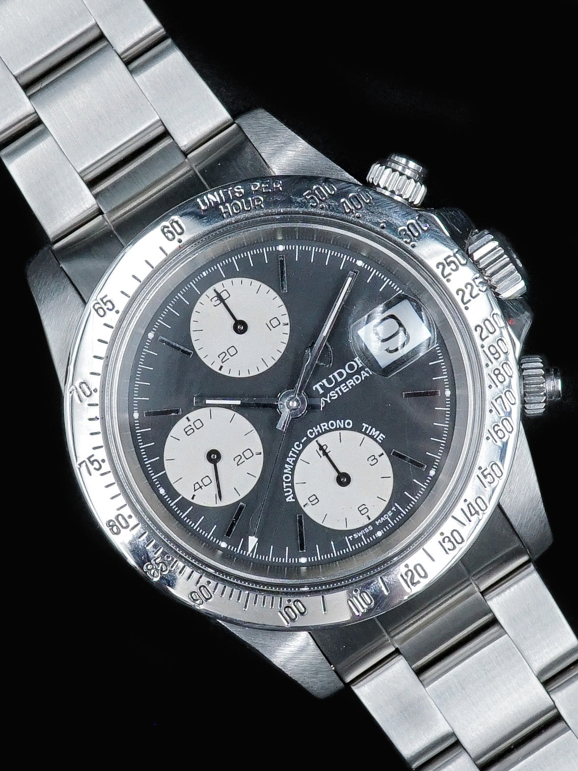 1993 Tudor Chronograph Big Block (Ref. 79180)