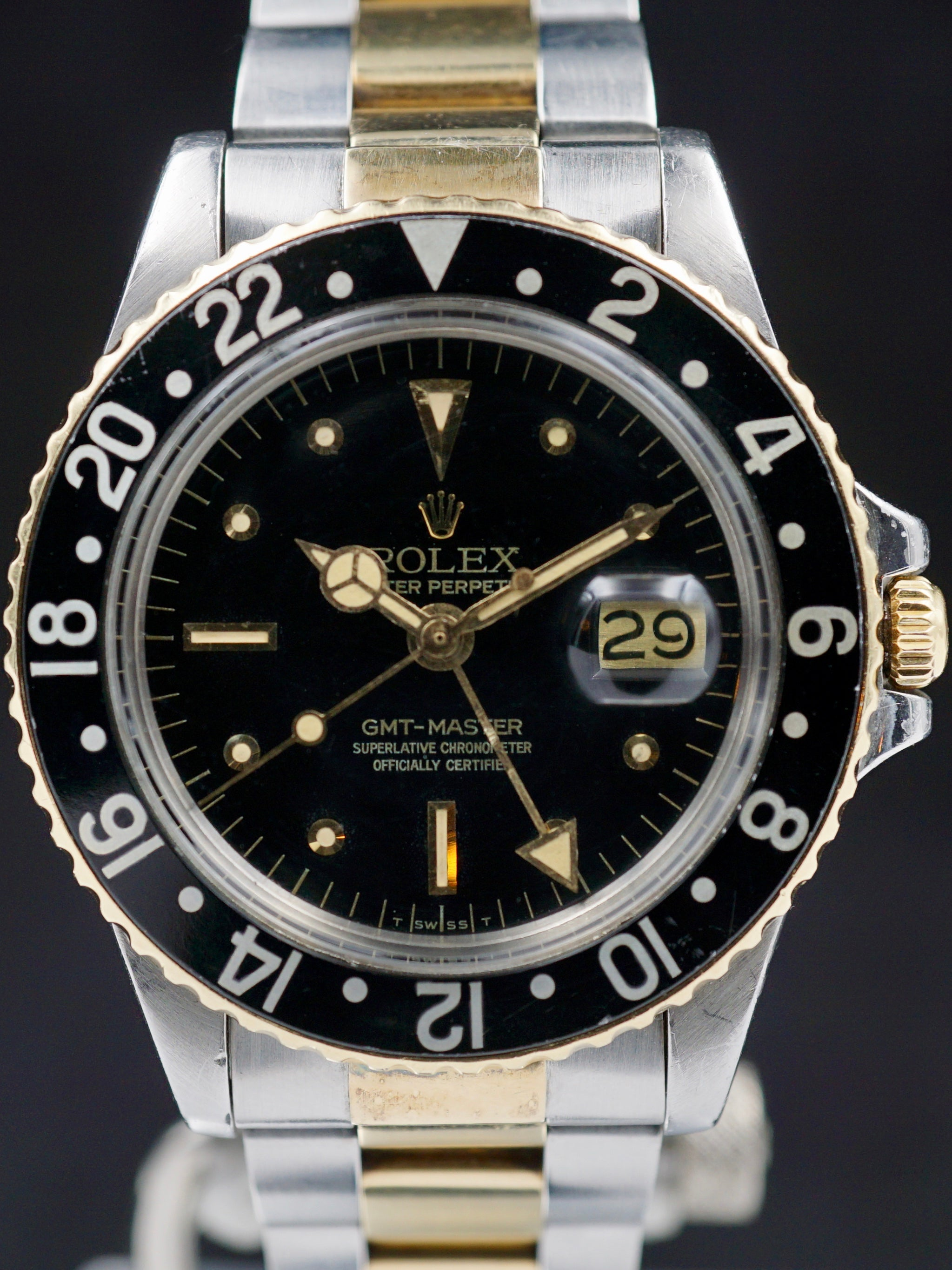 1979 Rolex Two Tone GMT-Master (Ref. 16753)