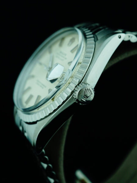 1969 Rolex Datejust (Ref. 1603) Silver Dial