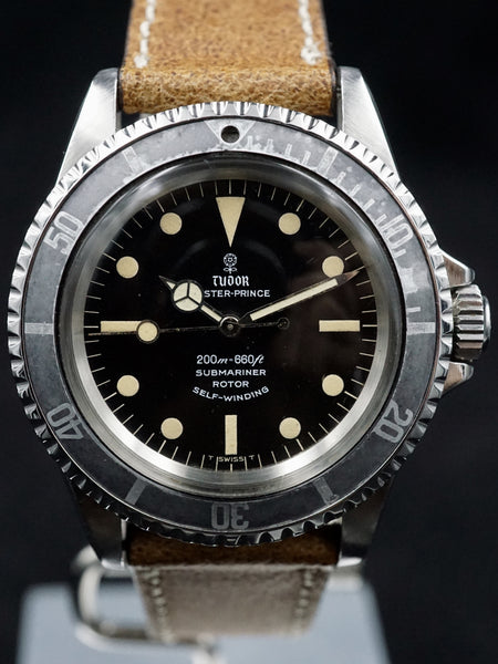 "1967 Tudor Submariner (Ref. 7928) ""Faded Insert"""