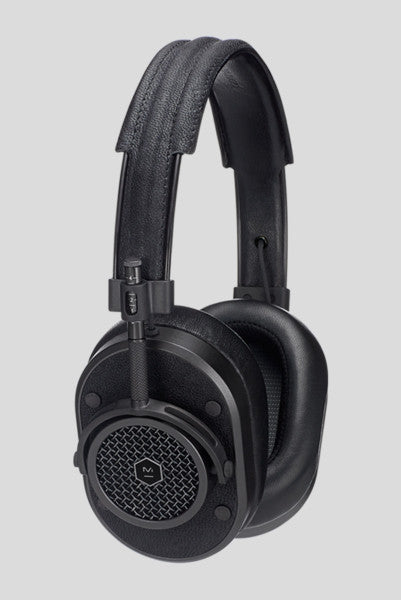 Master & Dynamic MH40 Over-Ear Headphones (Black/Black)