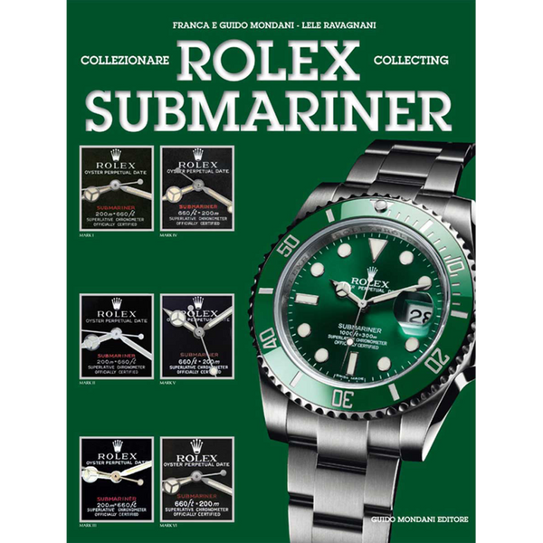 Mondani Collecting Rolex Submariner