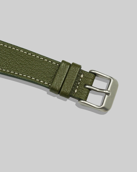 Goatskin Watch Strap (Moss)