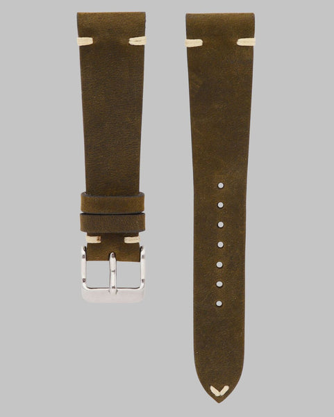 Horween Chromexel Watch Strap