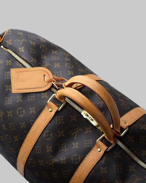 Louis Vuitton Keepall 55 Handles