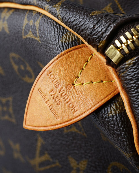 Louis Vuitton Vintage Keepall 55 Monogram