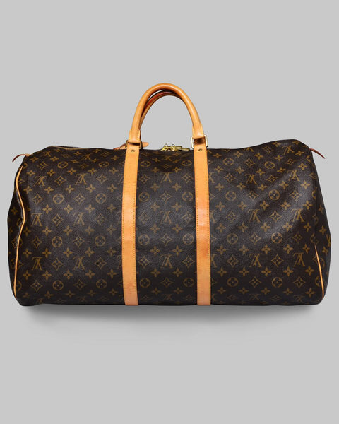 Louis Vuitton Keepall 55 details