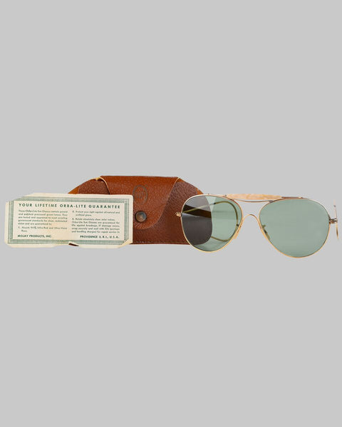 Rare Aviator Sunglasses
