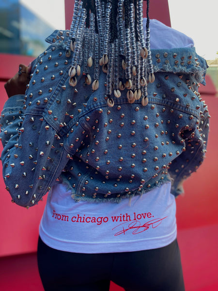 Chicago Love Tee (unisex)