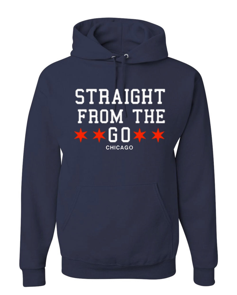 Straight From the Go: Hoodie