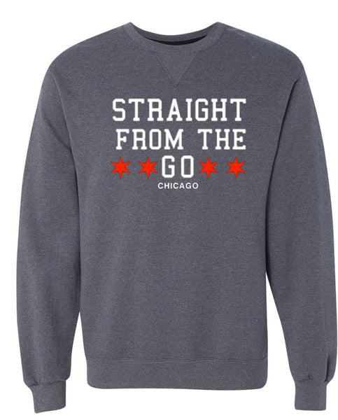 Straight From the Go: Sweat Shirt