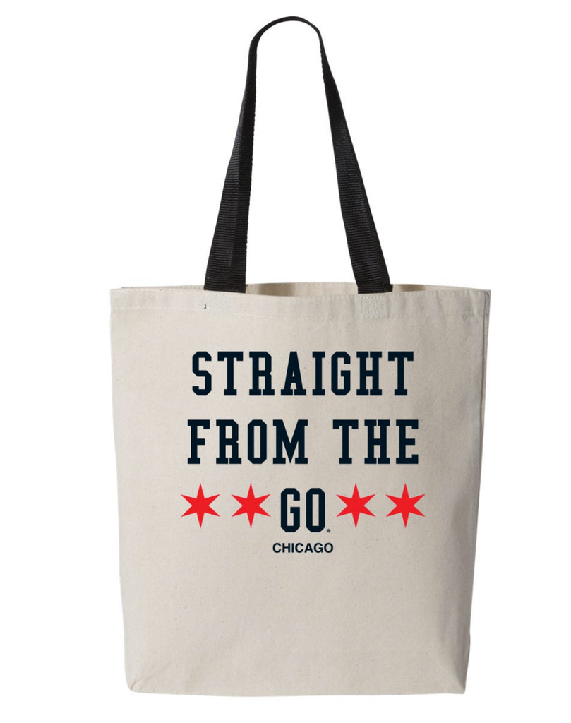Straight From The Go: TOTE BAG