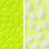 Hefe Luxx Stater Insole Neon Mesh with White ETPU