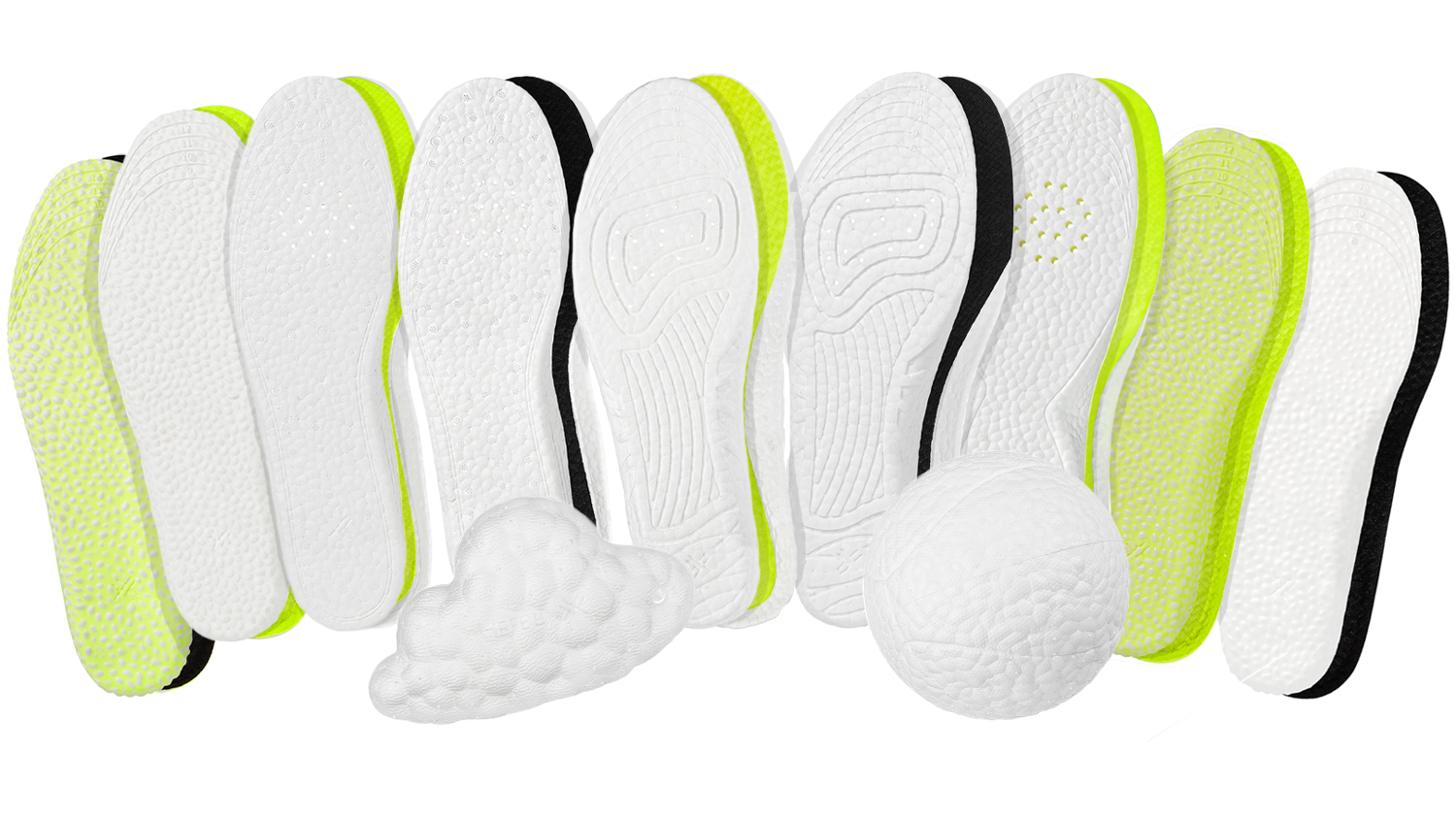 Hefe Luxx Infinite Insole Bundle