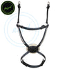 Horse Bridle Nosebands-Royal SS Clincher Padded Mexican Noseband-Bridles & Reins