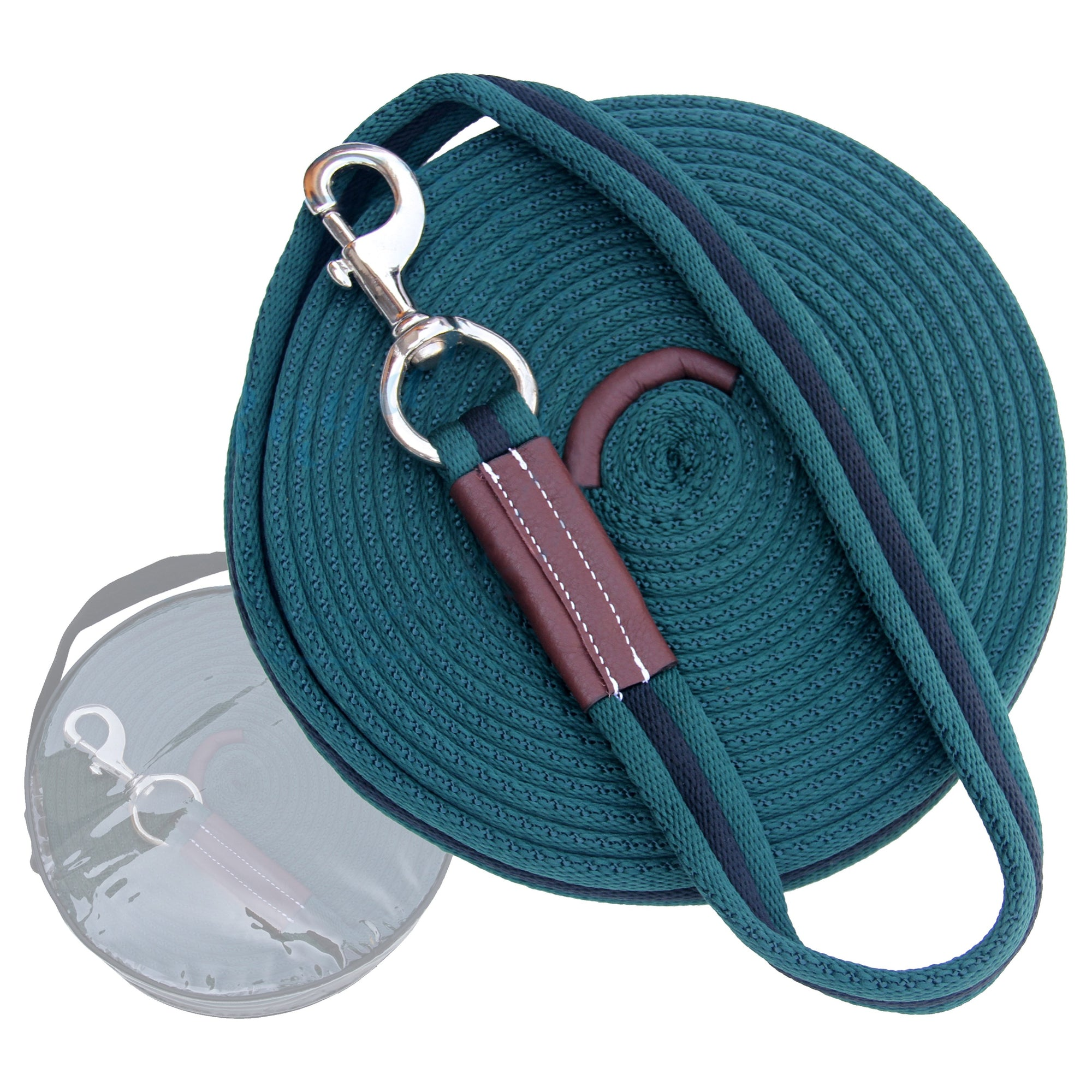 ExionPro Contrast Cerulean Blue with Dark Blue Color Web Cushion Leads