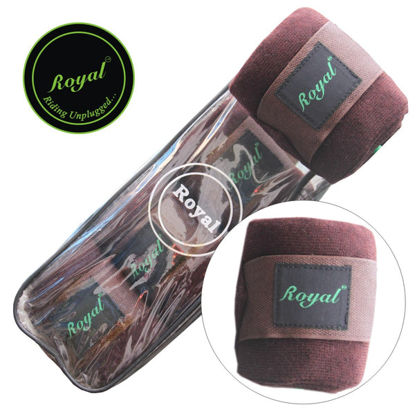 Royal Acrylic Standard Brown Bandages.