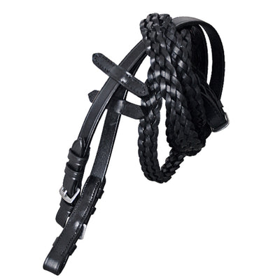ExionPro Braided Reins-Bridles & Reins
