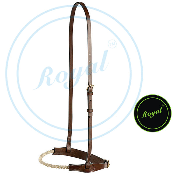 ROPE NOSE BAND. - Bridles & Reins.