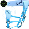 Fleece Anatomic Shaped Halters. - Bridles & Reins