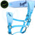 Fleece Anatomic Shaped Halters.