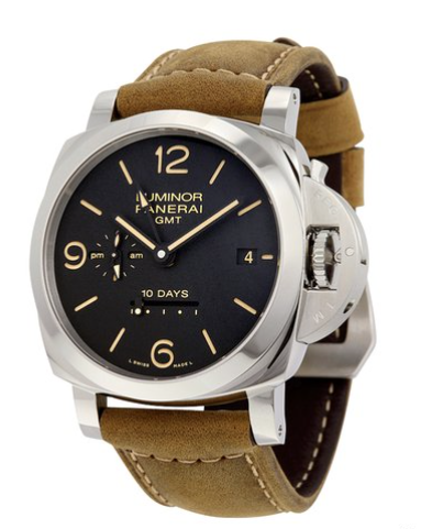 Panerai Luminor 1950 GMT 8 days Titanium