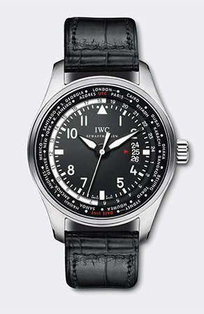 IWC Pilot World Timer