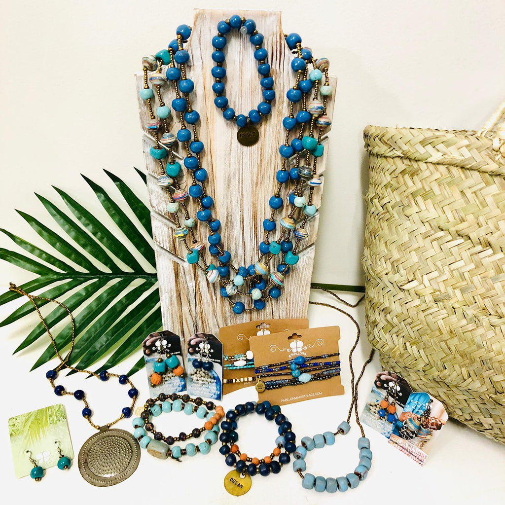 Fair Trade Jewelry Bundle - Super Value!
