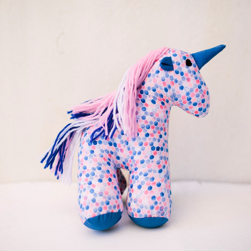 Baby Stuffed Unicorn
