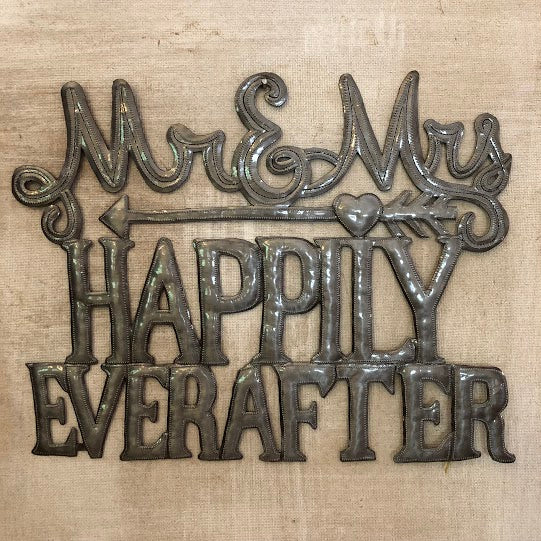 Mr. & Mrs. Happily Ever After
