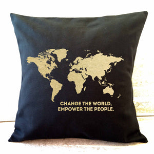 Empower Pillow Cover