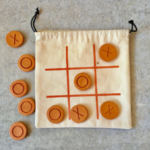 Tic Tac Toe l Travel Set