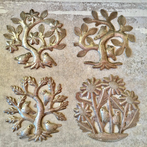 Set of 4 Small Tree of Life