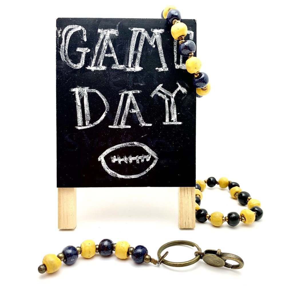 Game Day Keychains
