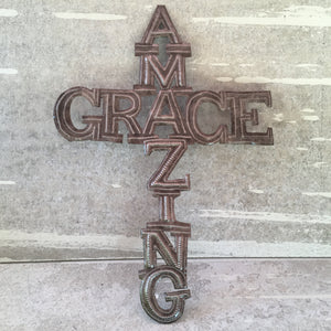 Amazing Grace Cross #1