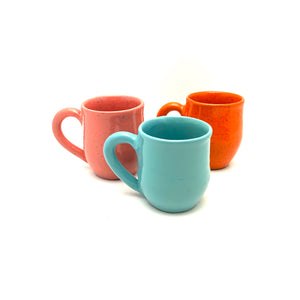 Mini Handmade Mugs (set of 6)