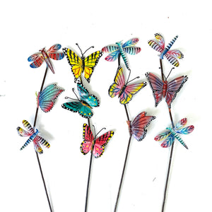 Insect Garden Stakes (Set of 4)