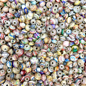Small Cereal Box Beads