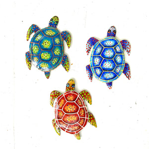 Painted Turtles (Set of 3)